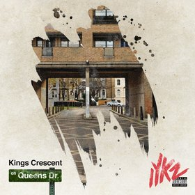 Iykz - Kings Cresent on Queens Drive DJ Infamous front cover