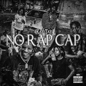 No Rap Cap 4K Tay front cover