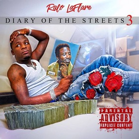 Diary Of The Streets 3 Ralo front cover