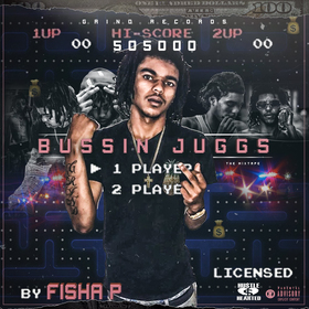Bussin Juggs Fisha P front cover