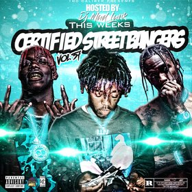 This Weeks Certified Street Bangers Vol.37 DJ Mad Lurk front cover