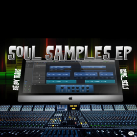 Soul Samples EP 2MG_Beely front cover