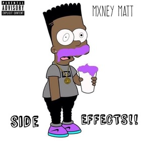 Side Effects MxnEy Matt front cover