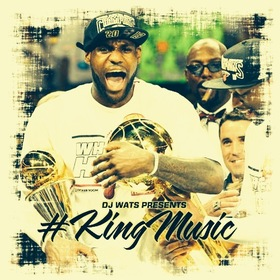 King Music DJ Wats front cover