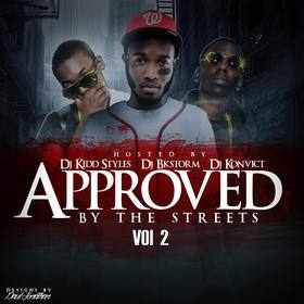 Approved By The Streets Vol.2 DJ Kidd Styles front cover