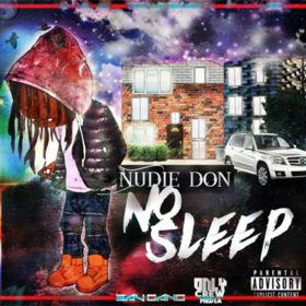 No Sleep Nudie Don front cover