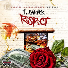 Respect T. Barker front cover