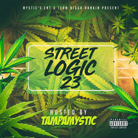 Street Logic 23 Tampa Mystic front cover