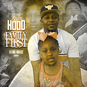 Family First KMG Hood front cover