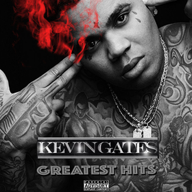 "Kevin Gates ""Greatest Hits"" DJ Ron Viper front cover"