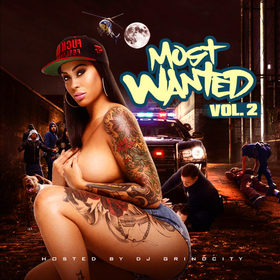 Most Wanted 2 Rich Beezy front cover