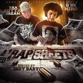 Rap Sheets  Gutta front cover