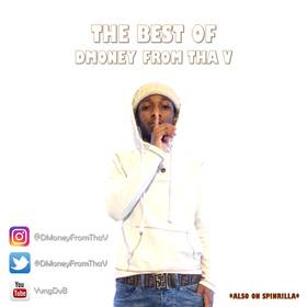The Best Of Lul DMoney YBG Ent front cover