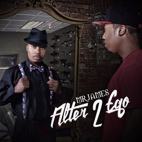 Alter Ego 2 Mr. James DC front cover