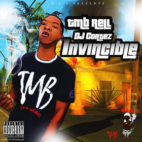 Invincible TMB Rell front cover