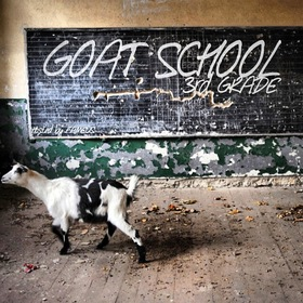 Goat School 3rd grade Young Goats In Training front cover