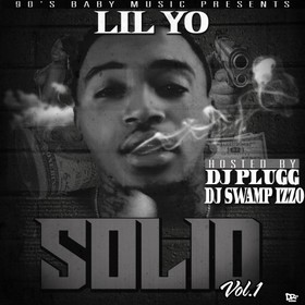 Solid Lil Yo front cover