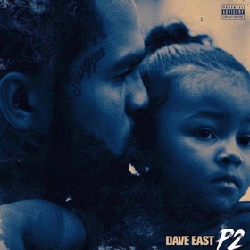 Paranoia 2 Dave East front cover
