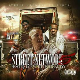 Street Network 5 Dj E-Dub Mixtapes front cover