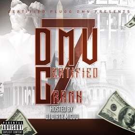 DMV Certified Crank 7 Certified Plugg DMV front cover