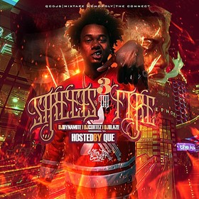 Streets On Fire 3 (Hosted By Que) DJ Blaze front cover