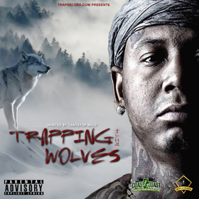 TRAPPING WITH WOLVES King A Group front cover