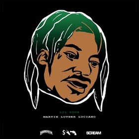 Martin Luther Luciano Lil Dude front cover
