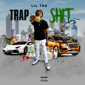 Trap Shit Official Lil Tre front cover