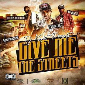 Give me the Streets Various Artists front cover