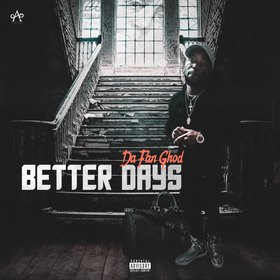 Better Days DaFanGhod front cover