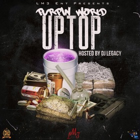 Up Top LM3 ENT front cover