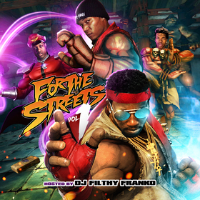 For The Streets Vol.1 DJ Filthy Franko front cover