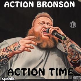 Action Bronson - Action Time DJ Tally Ragg front cover