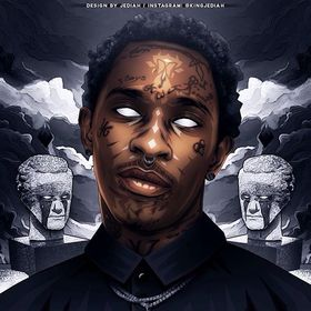 Young Thug - Greatest Hitz DJ Tally Ragg front cover