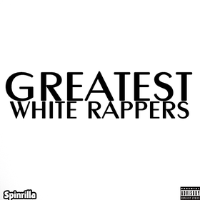 Greatest White Rappers DJ Tally Ragg front cover