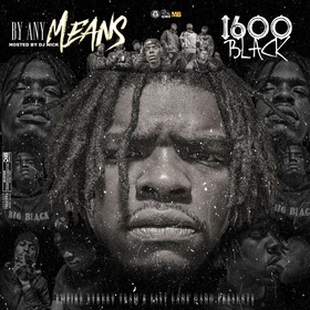 By Any Means 1600Black front cover