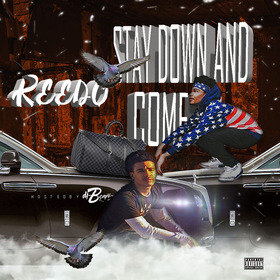 Stay Down And Come Up Keedo front cover