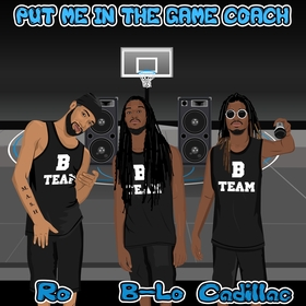 put me in the game coach the b-team front cover
