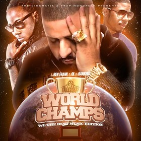 World Champs (We The Best Edition) DJ Ben Frank front cover