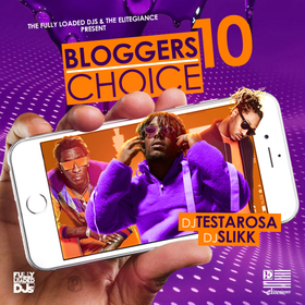 Bloggers Choice 10 Fully Loaded DJs front cover