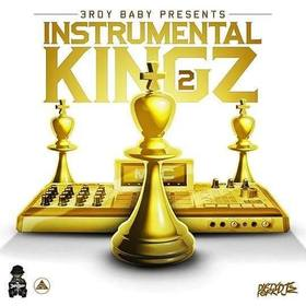 Instrumental Kingz 2 3rdy Baby front cover