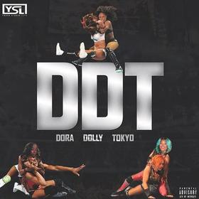 DDT Dora & Dolly front cover