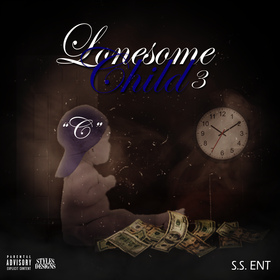 """C"" - Lonesome Child 3 DJ Kidd Styles front cover"
