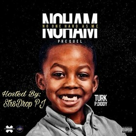 NOHAM Prequel Turk P.Diddy front cover