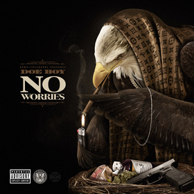 No Worries Doe Boy front cover