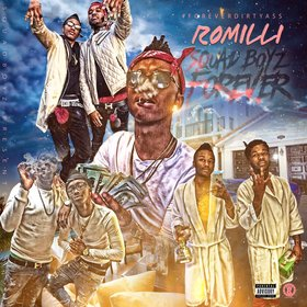 Squad Boyz Forever Romilli front cover