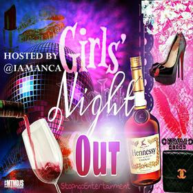 Girls Night Out DJ Stop N Go front cover