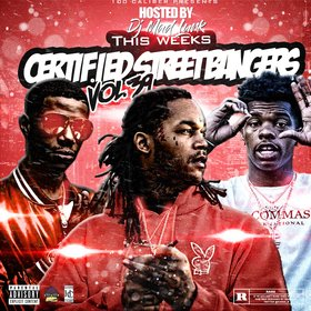 This Weeks Certified Street Bangers Vol.39 DJ Mad Lurk front cover