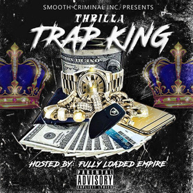 Trap King Thrilla front cover