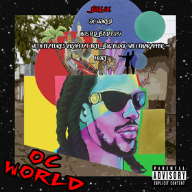 OC World Bigg OC front cover